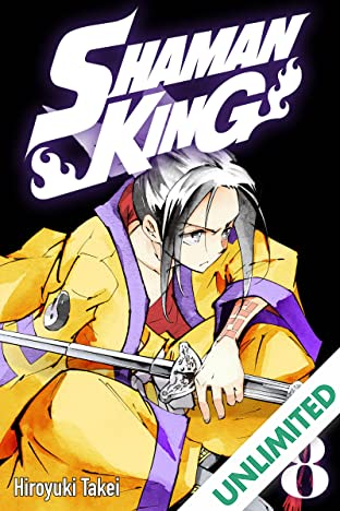 Shaman King (comiXology Originals) Vol. 8
